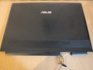 asus x50z top cover